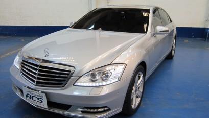 2011 MERCEDES BENZ S-CLASS S300L 3.0 AT