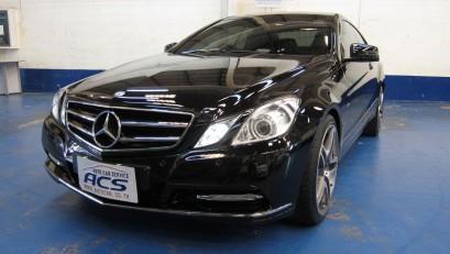 2011 Mercedes-Benz E200 CGI BlueEFFICIENCY W207 Sport 1.8 Coupe