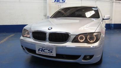 2008 BMW 730LI SE 3.0 AT SEDAN
