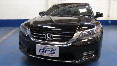 2015 Honda Accord 2.0 EL AT Sedan