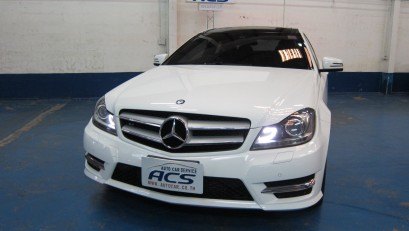 2014 MERCEDES BENZ C180 AMG W204 1.6 AT COUPE