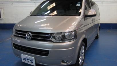 2010 Volkswagen Caravelle TDi 2.0 AT Van