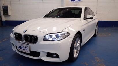 2017 BMW 520d F10 M Performace 2.0 AT Sedan